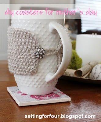 HANDMADE GIFT IDEAS FOR MOTHER'S