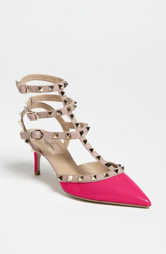 The Valentino 'Rockstud' Pump