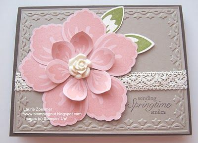 Build a Blossom Stamps & Punch