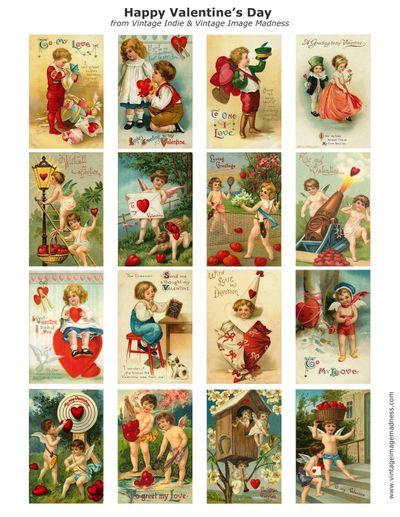 vintage #valentines