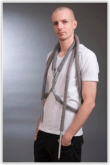 Eric Dufert  2013  necklace  3rd Bachelor La Cambre