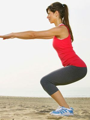 Inner Thigh Exercises - How to Tone Inner Thighs - Cosmopolitan