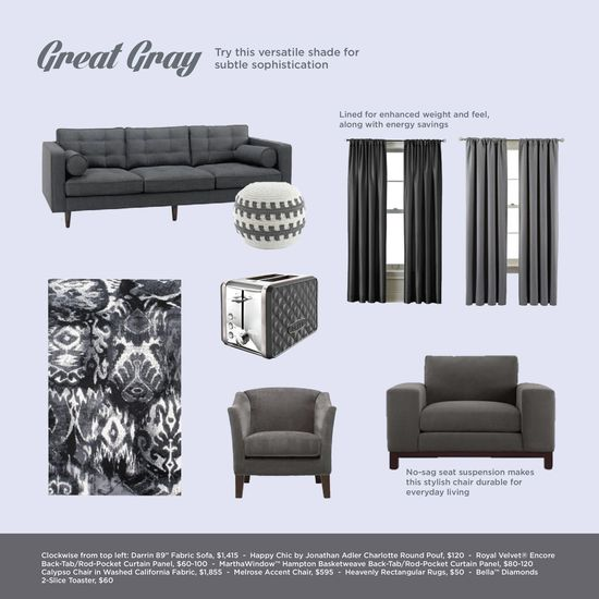 Great Grey Home Decor Trends for Fall