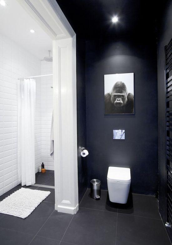 Minimal Apartment Bathroom 620x881 Minimal Apartment in Poland