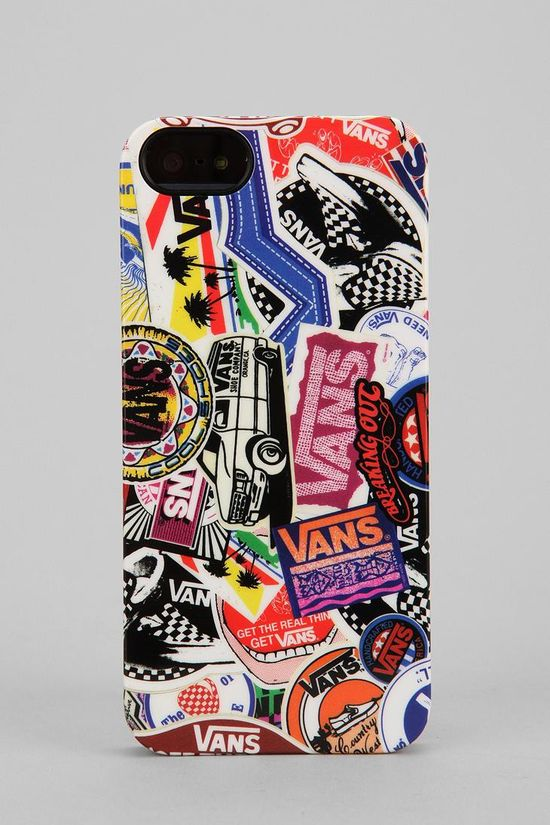 Vans iPhone 5 Case #urbanoutfitters