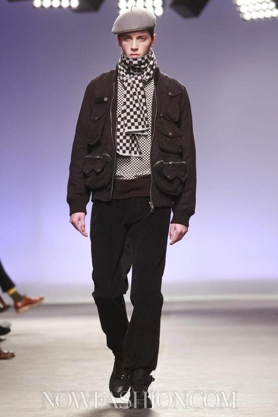 YMC Menswear Fall Winter 2013 London
