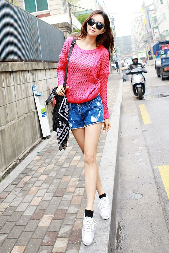 Cute Korean Street Fashion Images Galleries With A Bite