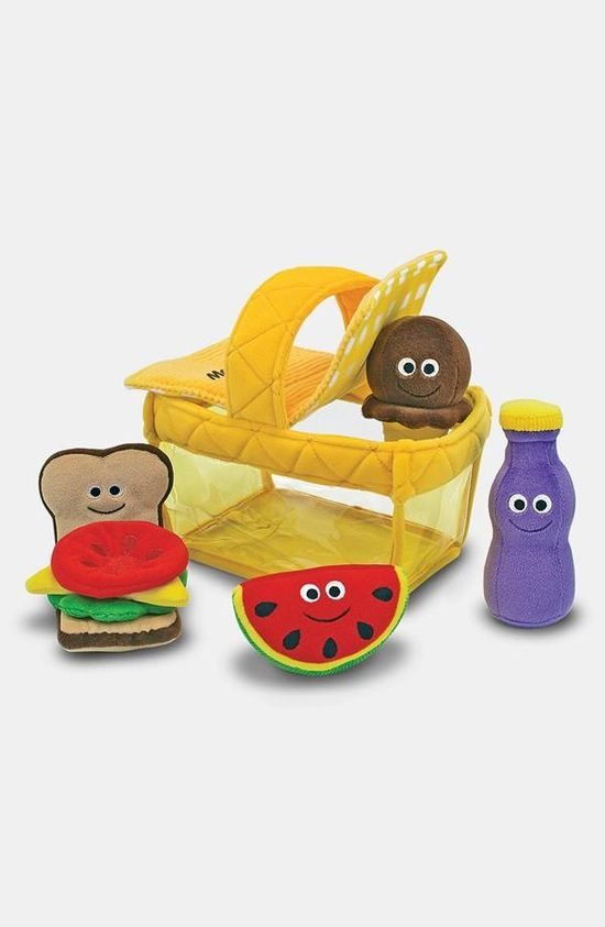 Picnic Toys for baby. Great shower gift!