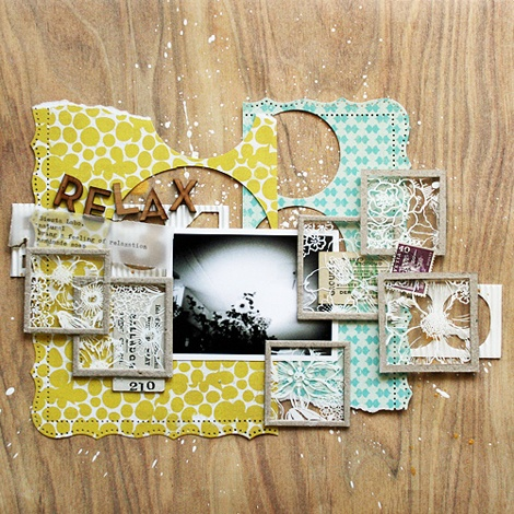 crate paper :: Kaori Watanabe