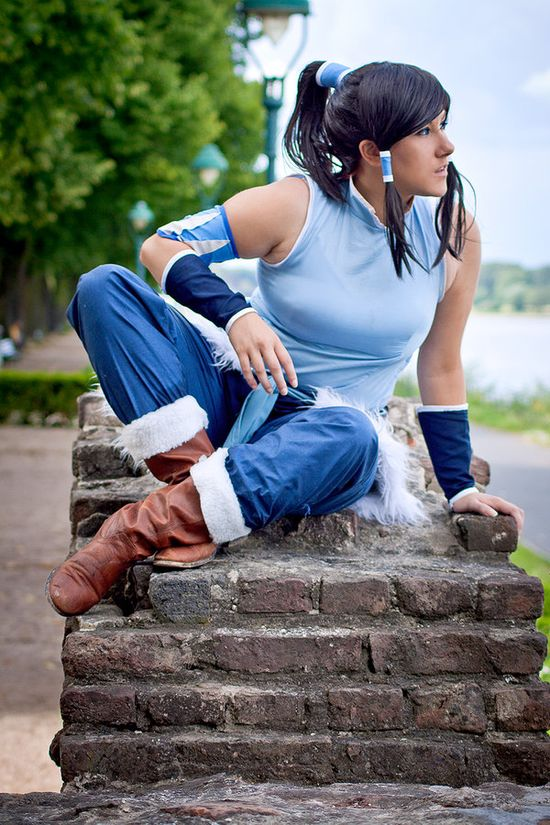 Korra cosplay  #Avatar