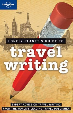 On My Kindle - Lonely Planet Travel Writing Guide