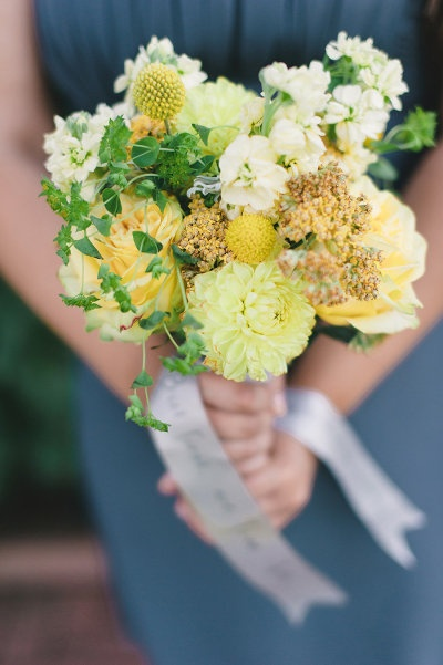 Beauty of a bridesmaid bouquet... Photography by Sunny 16 Photography / sunny16photos.com