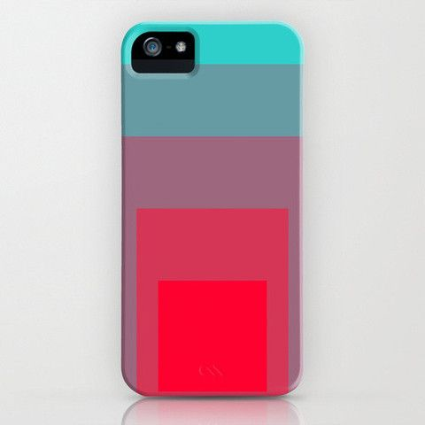 """Aqua Flambe"" iPhone Case by VAU"