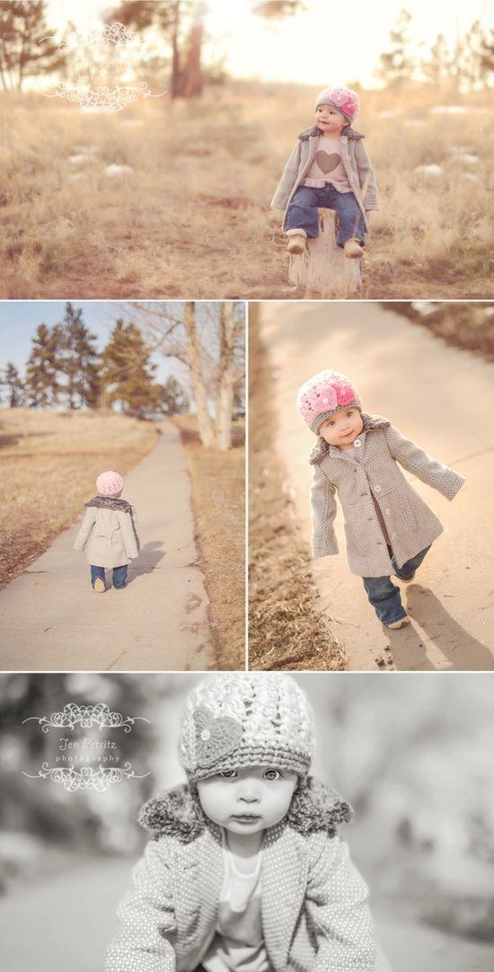 Cute baby :) )