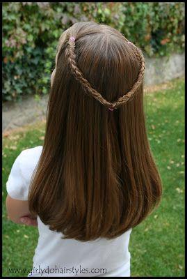Girly Do Hairstyles: By Jenn: Tiny Box Braid Tie-Back