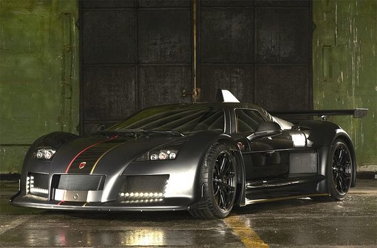 Gumpert-Apollo Enraged. Ultimate Exotic Supercar