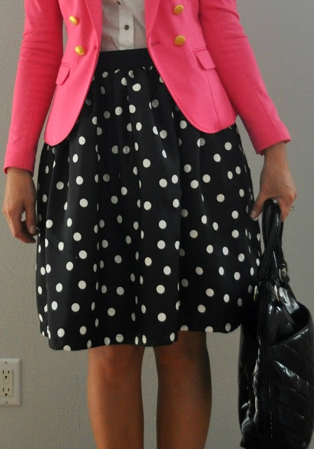 elastic band skirt tutorial