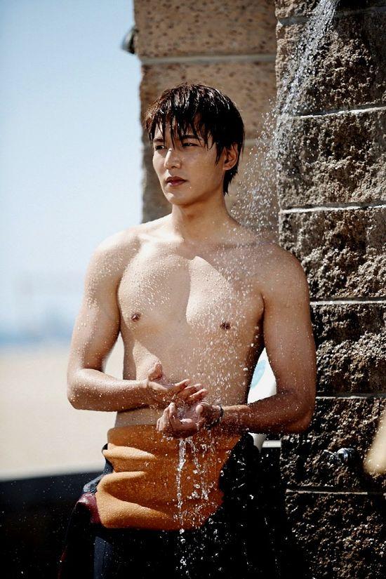 Lee Min Ho as Kim Tan in The Heirs #TheHeirs #LeeMinHo #KoreanDrama #KimTan