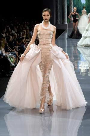 Dior couture.