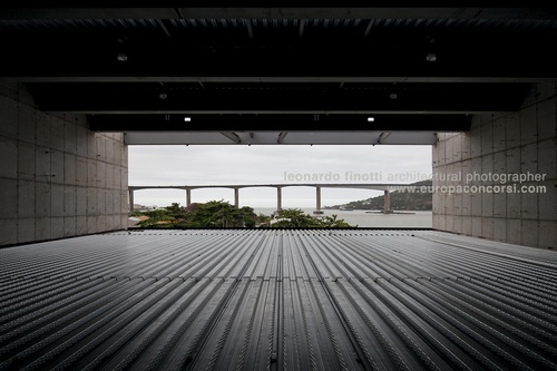 Vitória, Brazil  Quay of Arts  Paulo Mendes da Rocha, Metro Arquitetos Associados