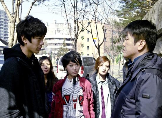 DANGEROUSLY EXCITED among Korean films at Dallas Asian Film Festival