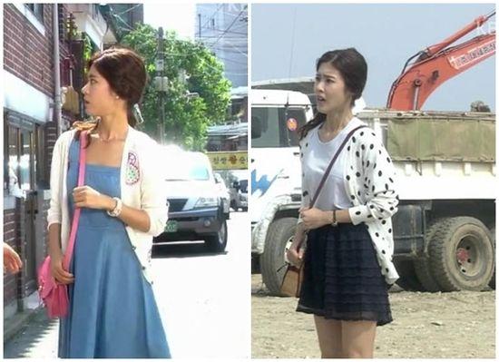 2013 Korean fall fashion, cardigan