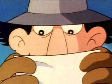 Inspector Gadget!! one of my favorite cartoons