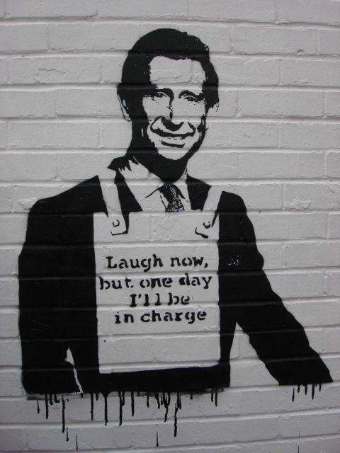 Banksy...!