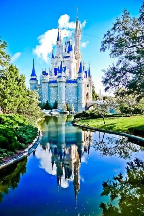 Magic Kingdom :) 5 days!!! @Christina Childress Casiano Blackmore @Chad Cribbins Blackmore