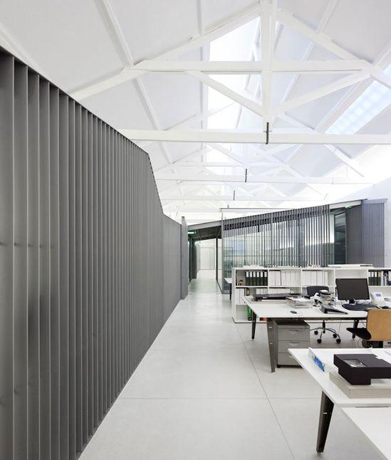 Architect's Office by Nuno Sampaio Arquitetos