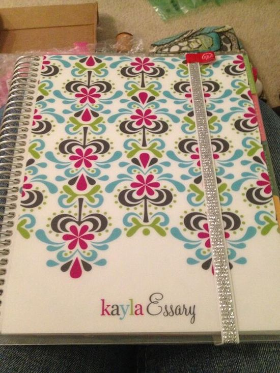 Next planner I want!