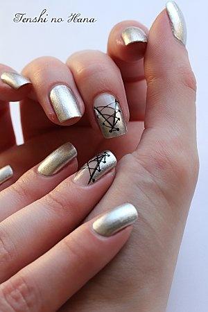 metallic! #MissKL #Winyourpin