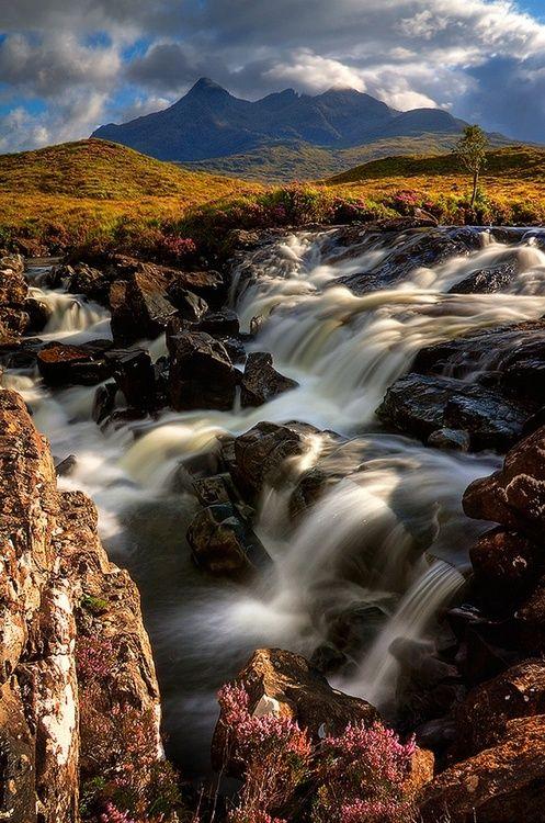Isle of Skye, Scotland - how beautiful is this??