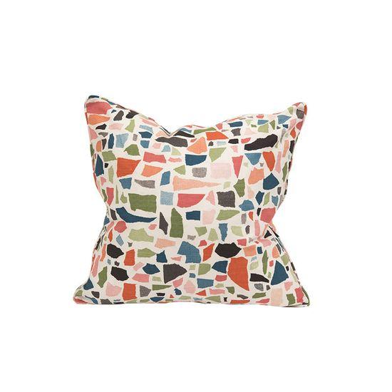 """LULU DK Colors Rose 20"""" Pillow"""