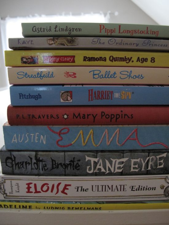 Books about brave girls (but not princesses)
