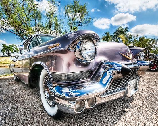 1957 Cadillac Coupe de Ville