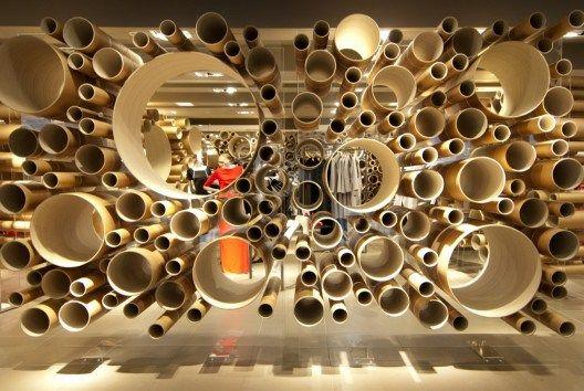 fashion store interior design