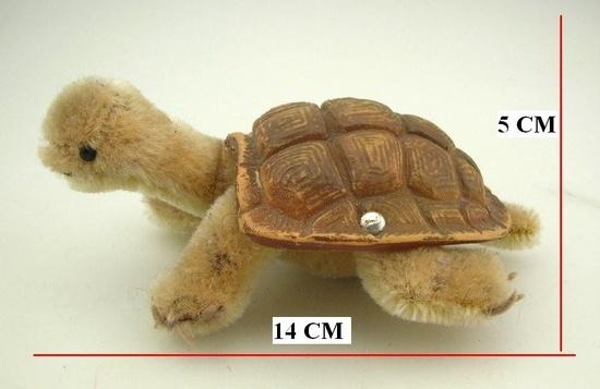 Steiff tortoise