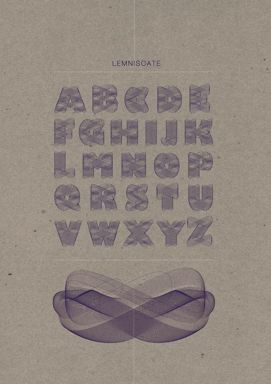 Lemniscate type by Rosy Gorolova