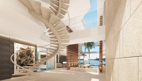 #Modern #Home #Design #Staircase