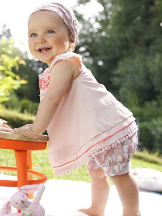Cute Baby Clothes for Summer 2013