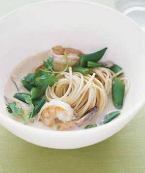 Thai Red Curry Soup. Get the recipe: www.realsimple.co...