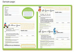 FREE Copy of Health Guide & Record Keeper on www.icravefreebie...