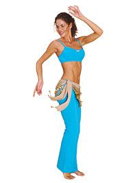 10 minute Belly dance workout