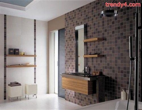 Inspirational Outstanding Suede Bathroom Ideas 2013 2014