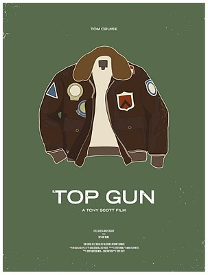 I love these modern movie posters.