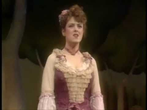 """Sunday In The Park With George"" - Sunday In The Park With George (1986) - Bernadette Peters"