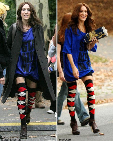 I so wish I could pull off this outfit! lol