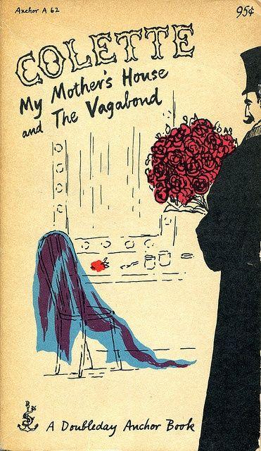 Colette, Edward Gorey book cover