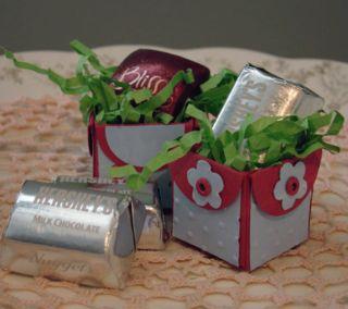 Petal Punch Mini Box
